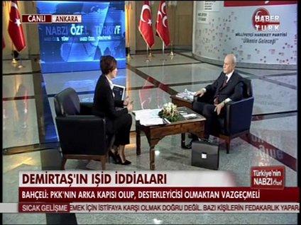 DEVLET BAHÇELİ HABERTÜRK TV'DE - 2. BÖLÜM