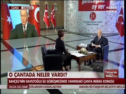 DEVLET BAHÇELİ HABERTÜRK TV'DE - 4. BÖLÜM