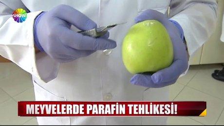 Sebze meyveyi kaplayan tehlike!