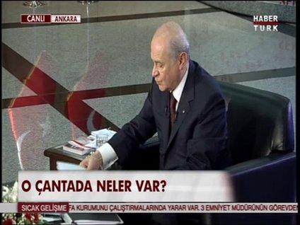 DEVLET BAHÇELİ HABERTÜRK TV'DE - 5. BÖLÜM