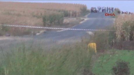 Köprü menfezine yerleştirilmiş bomba bulundu