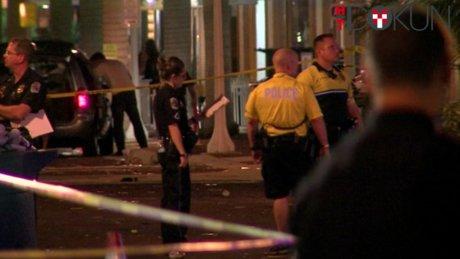 Zombi gecesinde silahlı saldırı: 1 ölü, 4 yaralı