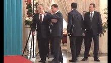 Nazarbayev'den selfie tepkisi