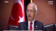 Kemal Kılıçdaroğlu HABERTÜRK TV'de - 1.Bölüm