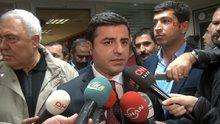 """Demirtaş'tan """"Koalisyona hazırız"""" mesajı"""