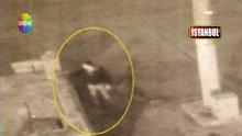 Gezi Parkı'ndaki silahlı saldırının görüntüleri