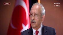 Kemal Kılıçdaroğlu HABERTÜRK TV'de - 3.Bölüm