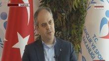 Spor Bakanı Çağatay Kılıç Habertürk TV'de - 4