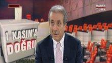 Mehdi Eker Habertürk TV'de 3.bölüm