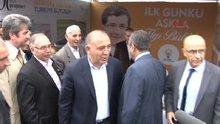 CHP heyetinden AK Parti standına ziyaret