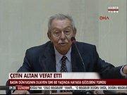 Çetin Altan'ın 88 yılı