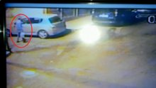Uyuya kalan sürücüye hırsızlık şoku!