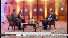 Ahmet Davutoğlu, HABERTÜRK - SHOW TV ortak yayınında - 2.Bölüm