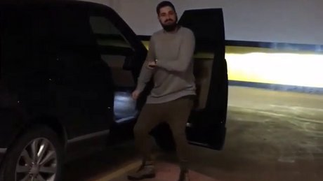 İdo'dan müthiş dans