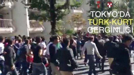 Tokyo'da siyasi gerginlik
