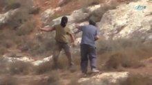 Bıçaklı İsrailli