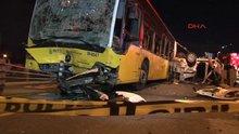 Trafik kazası: 5 ölü, 5 yaralı