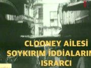 Clooney soykırım