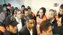 Trabzonspor'da istenmeyen olay