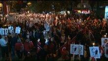 Kadıköy'de Cumhuriyet coşkusu