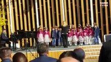 Küçük Nüanslar Çocuk Korosu Milano'da
