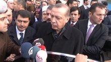 Erdoğan: Milli irade istikrardan yana tecelli etti
