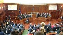 Kosova Meclisinde herşey yolunda