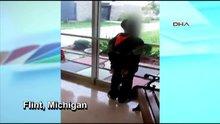 7 yaşındaki çocuğa ters kelepçe