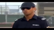 Ronaldinho polis oldu!