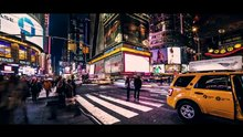 Uyumayan şehir New York City