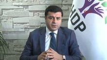 Selahattin Demirtaş Diyarbakır'da konuştu