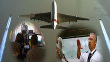 Çılgın uçuşun kamera arkası