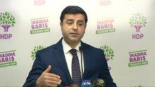 Selahattin Demirtaş'tan seçim sonrası önemli açıklamalar