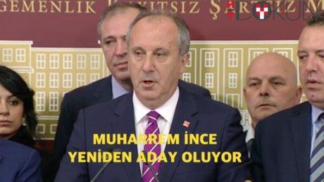 Muharrem İnce CHP