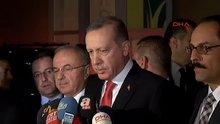 Cumhurbaşkanı Erdoğan G-20 zirvesiyle ilgili açıklamalarda bulundu