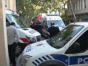 Galatasaray Üniversitesi'nde yaşanan kazada 1 kişi hayatını kaybetti