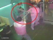 İzmir'de baltalı sopalı kavga