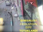 Senegal camdan atıldı 2