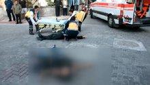 Eski eşi ve kayınpederini sokak ortasında öldürdü
