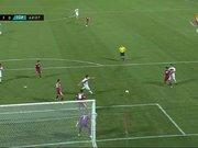 Yunus Mallı ilk golüne çok yaklaştı
