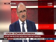 Beşir Atalay Habertürk TV'de