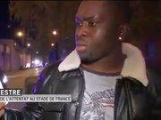 Fransız Genci, Paris Saldırılarından Cep Telefonu Kurtardı