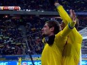 Ukrayna - Slovenya : 2 - 0
