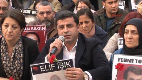 Demirtaş'tan Davutoğlu'na Silvan'a beraber gitme çağrısı