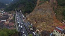 Çin'de heyelan: 25 ölü