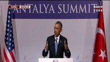 Obama'nın G20 değerlendirmesi