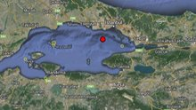 Marmara Denizi'nde 4,2 şiddetinde deprem