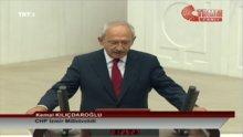 CHP lideri yemin etti