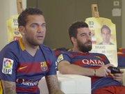Arda Turan'ın takım arkadaşları ile FIFA 16 keyfi