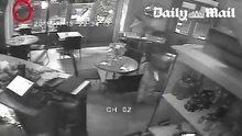 Paris katliamına ilişkin ilk görüntüler yayınlandı